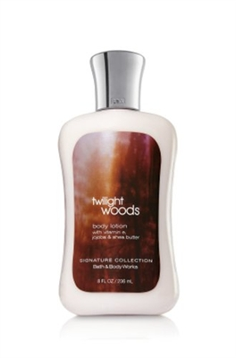 Bath Amp Body Works Signature Collection Twilight Woods Body