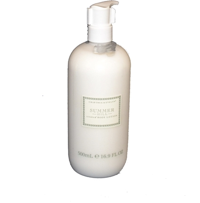 Crabtree Amp Evelyn Summer Hill Body Lotion 16 9 Oz