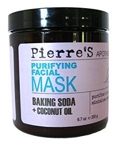 Pierres Apothecary Detoxifying Facial Mask 6.7 Fl Oz. Reviva Glycolic Acid Facial Cleanser For Mature And Sun Damaged Skin - 4 Oz